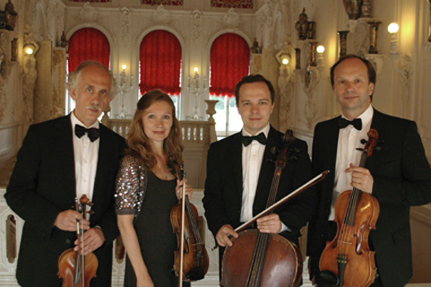 Rimsky-KorsakovStringQuartet