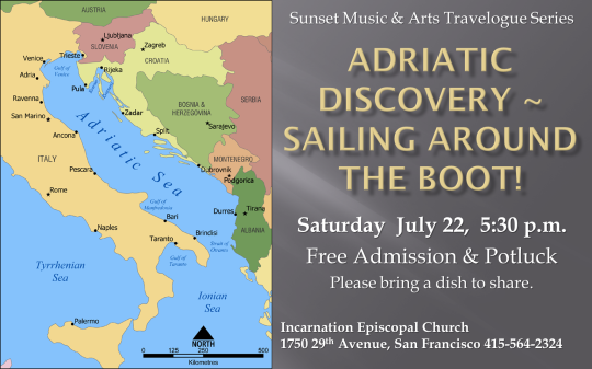 Adriatic Discover ~ Sailing Around the Boot!