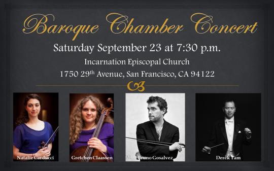 Baroque Chamber Concert
