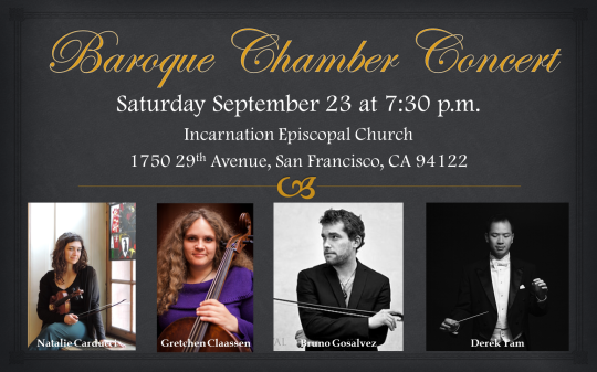 Baroque Chamber Concert
