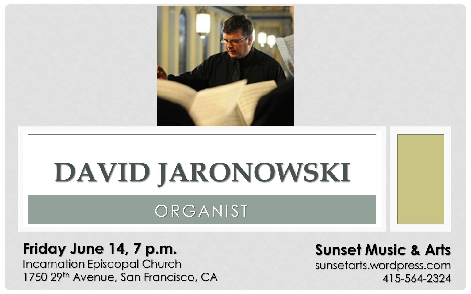 David Jaronowski