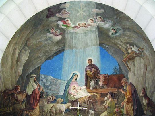 NativityShepherdsField