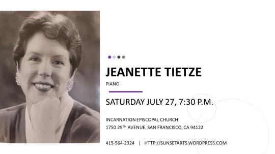 Jeanette Tietze
